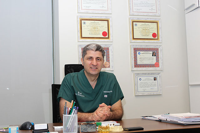 Prof. Dr. Serkan Polat